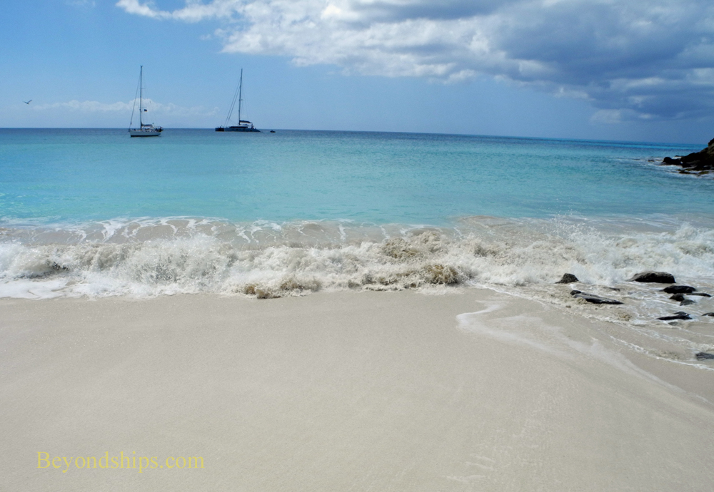 Picture Ffryes Beach Antigua
