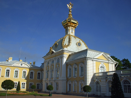 Peterhof Palace St. Petersburg