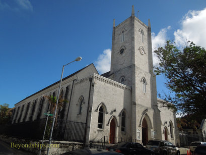 Nassau, The Bahamas, Christ Church Cathedral