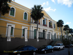 Picture Institute of Culture, Old San Juan, cruise destination