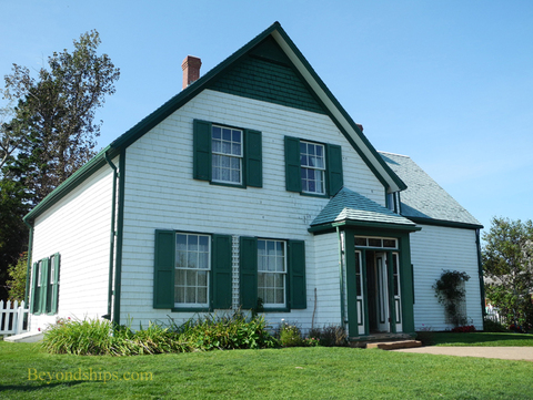 Anne of Green Gables house Prince Edward Island National Park