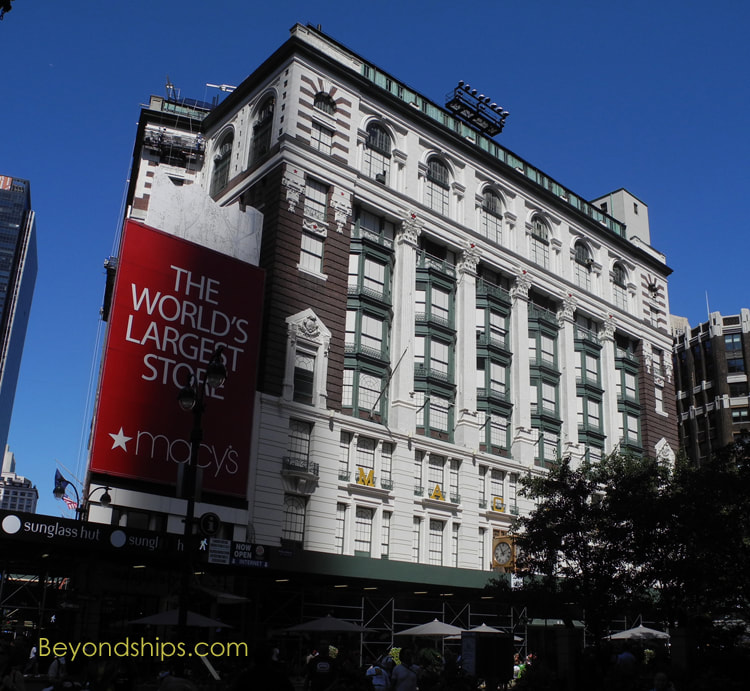 Macy's, , New York City
