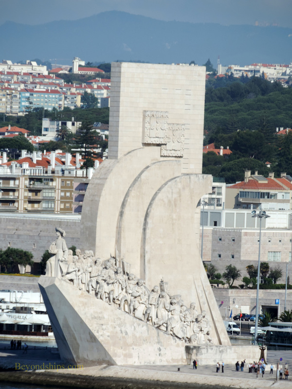 Lisbon, Discoveries Monument