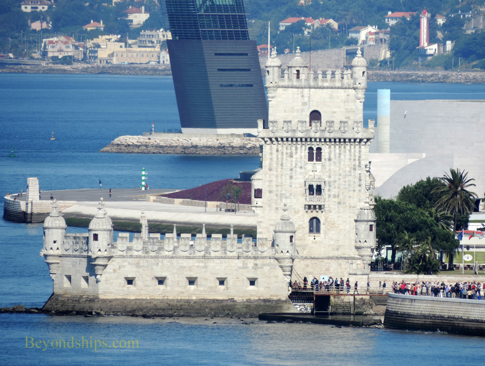 Lisbon, Belham Tower