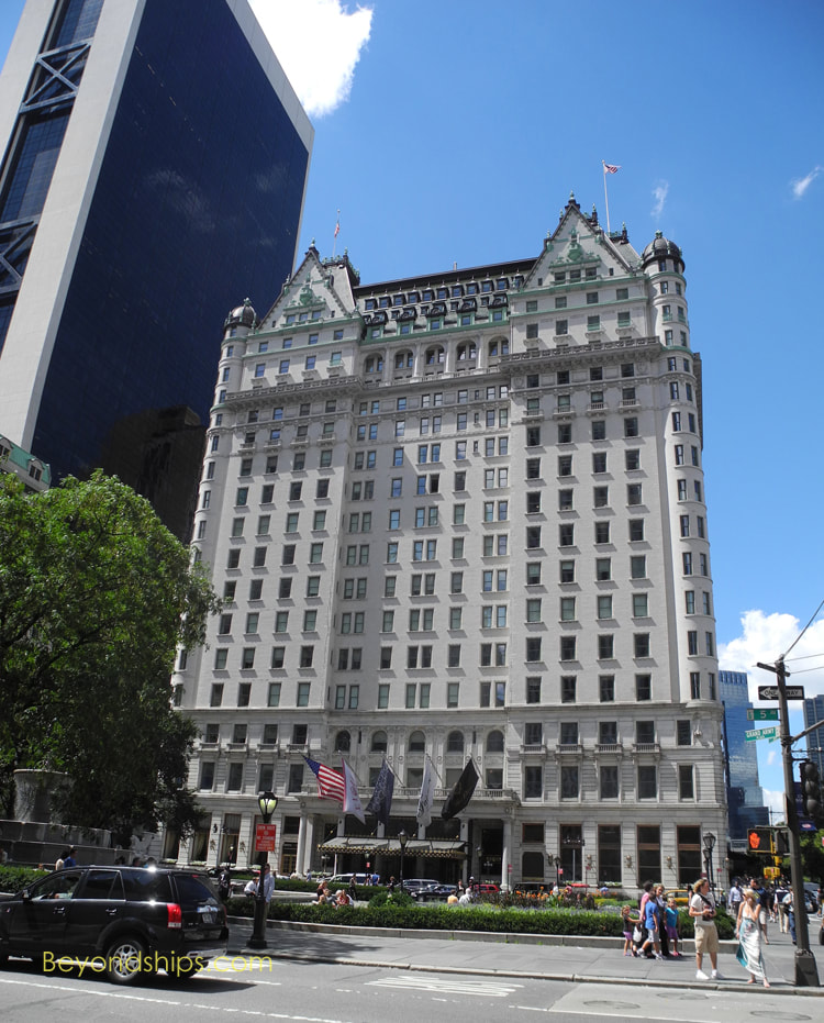 Plaza Hotel, , New York City