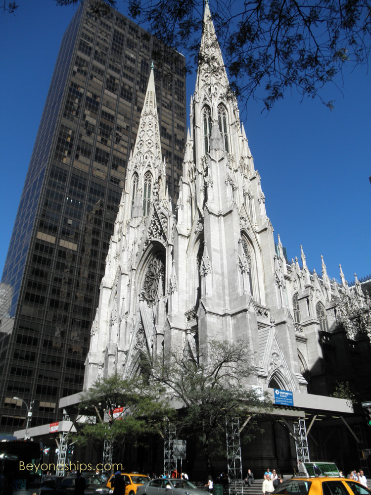 St. Patrick's Cathedral, , New York City