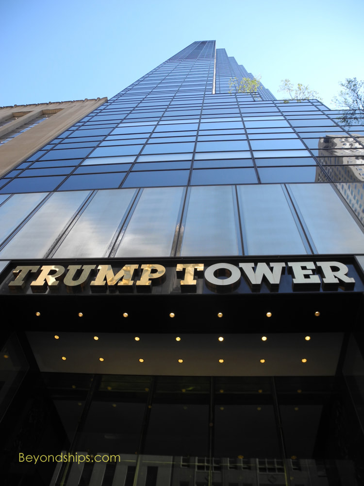 Trump Tower, , New York City