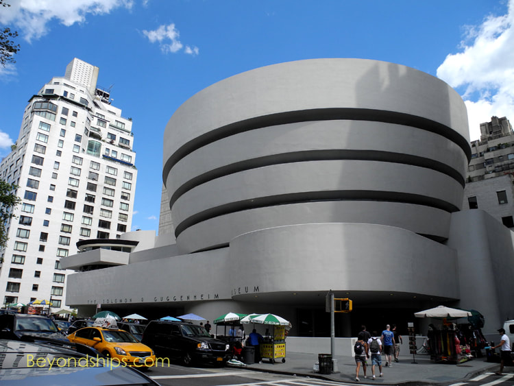 Guggenheim Museum, , New York City