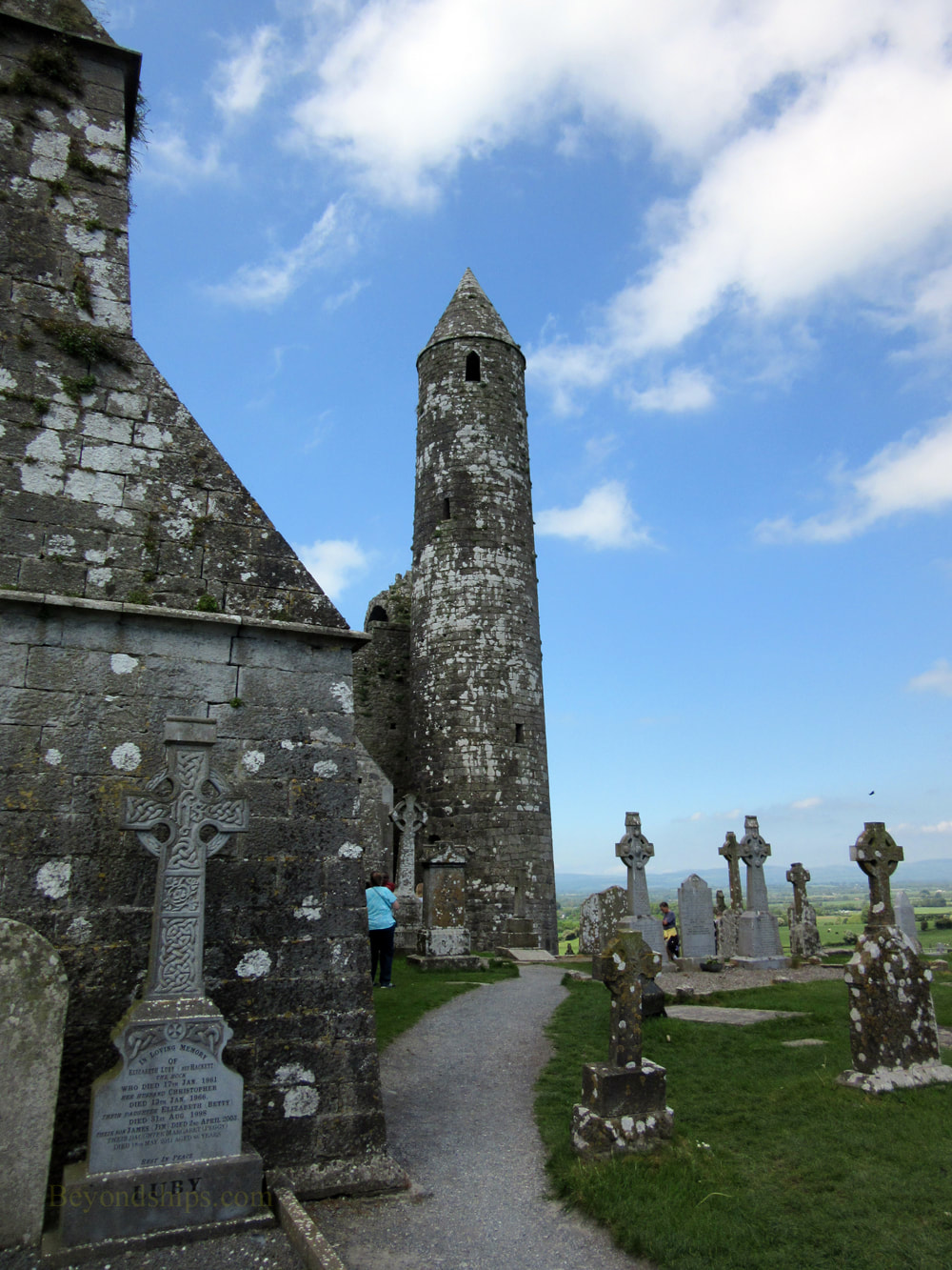 Round Tower, Rock of Cashel, Ireland