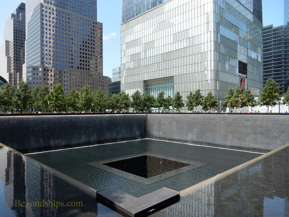911 Memorial, New York City