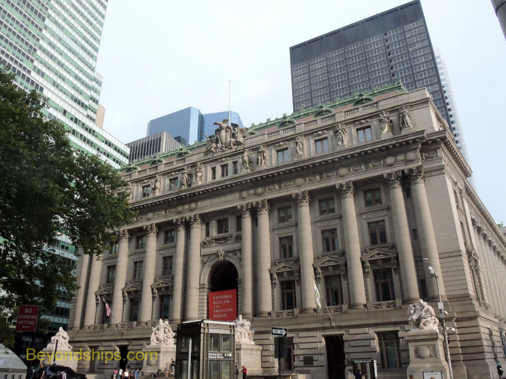 Customs House, New York City