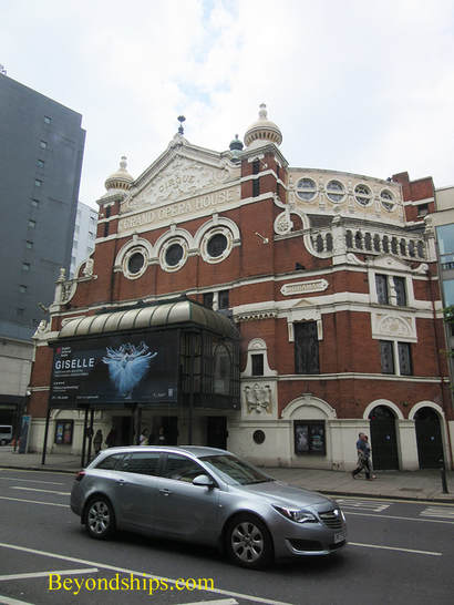 Belfast, Northern Ireland, Grand Opera House