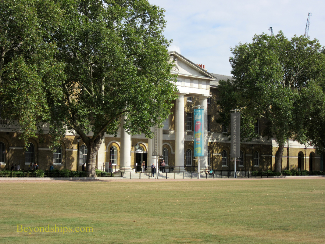 Saatchi Gallery, Duke of York's HQ, London