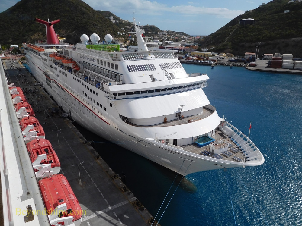 Carnival Fascination in St. Maarten