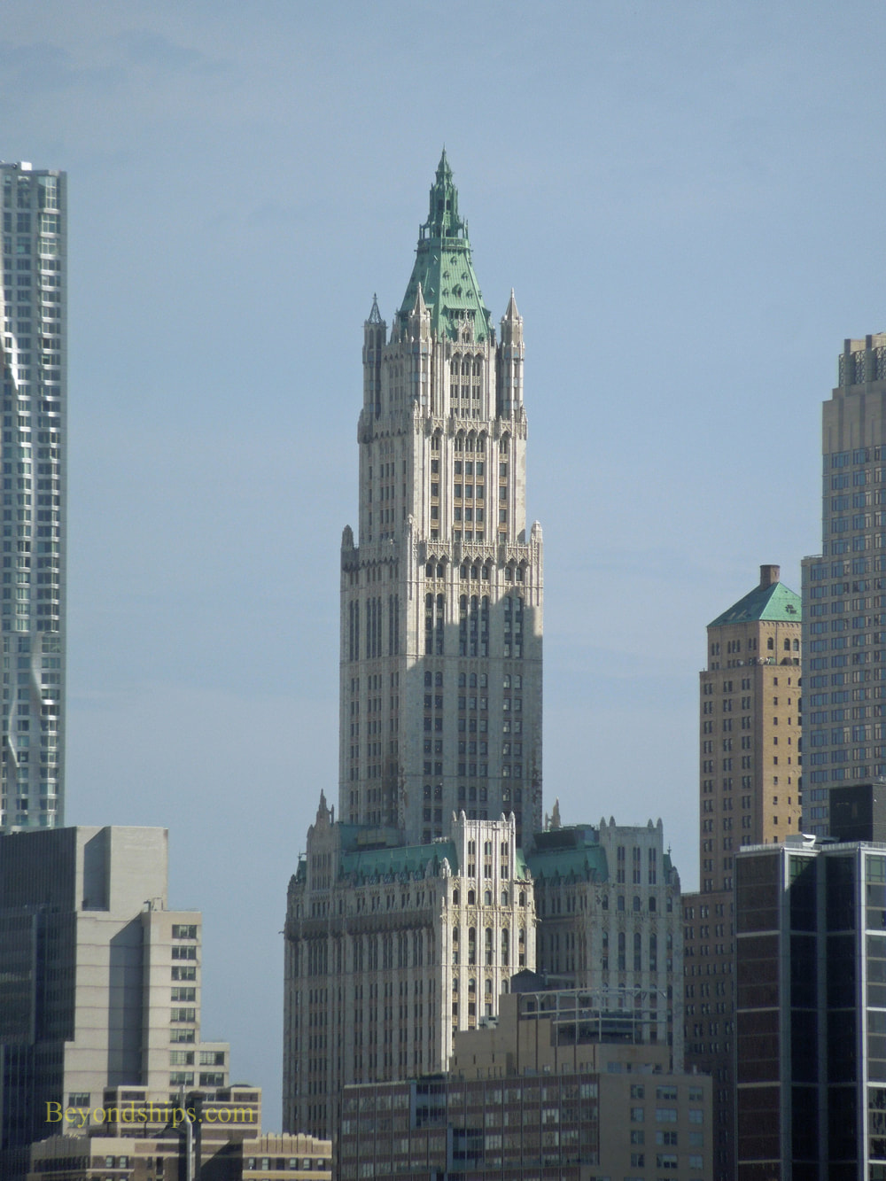 Woolworth Building, New York City