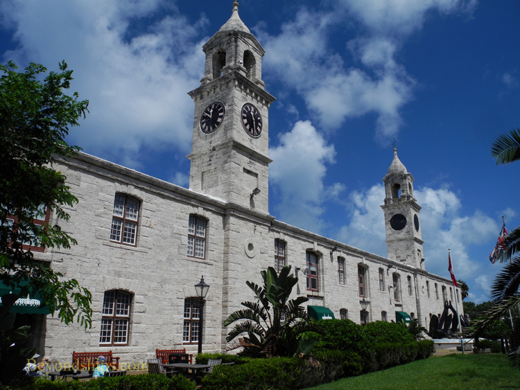 Clocktower Mall, Royal Naval Dockyard, Bermuda