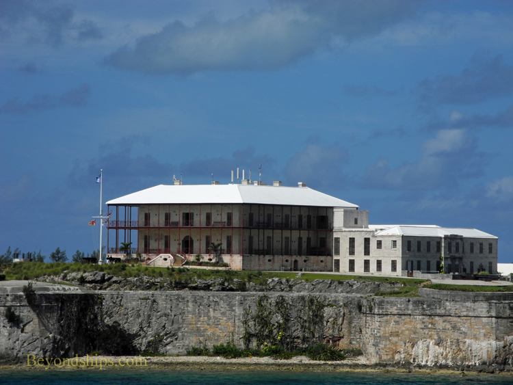 Commissioners House, Royal Naval Dockyard Bermuda