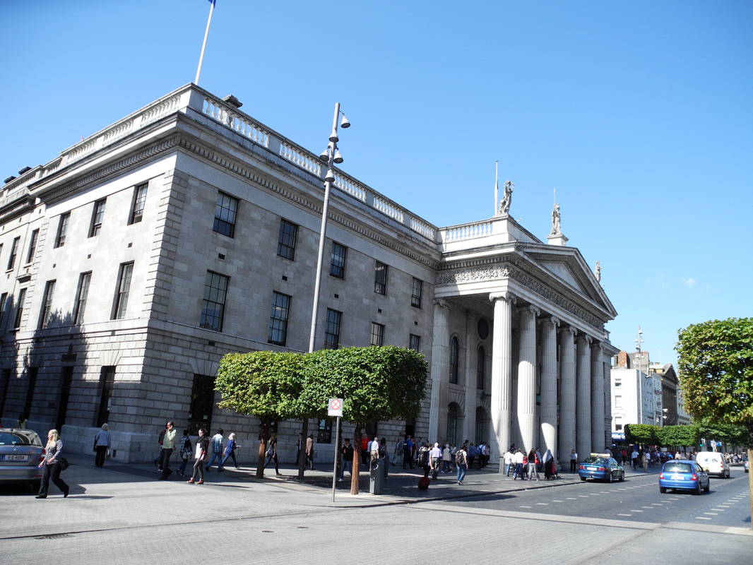 General Post Office, Dublin, Ireland