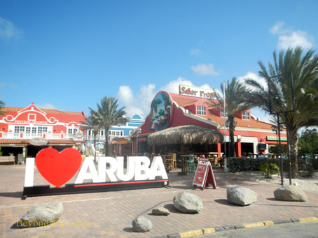 Aruba shopping