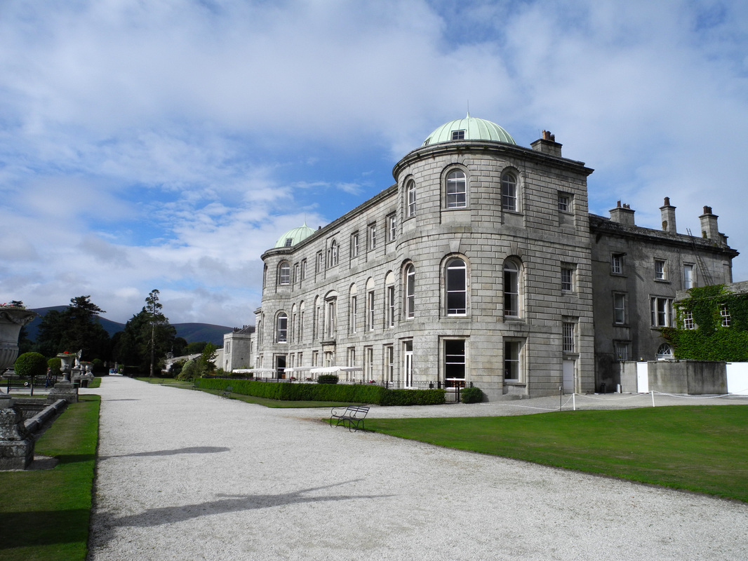 Powerscourt House, Wicklow, Ireland