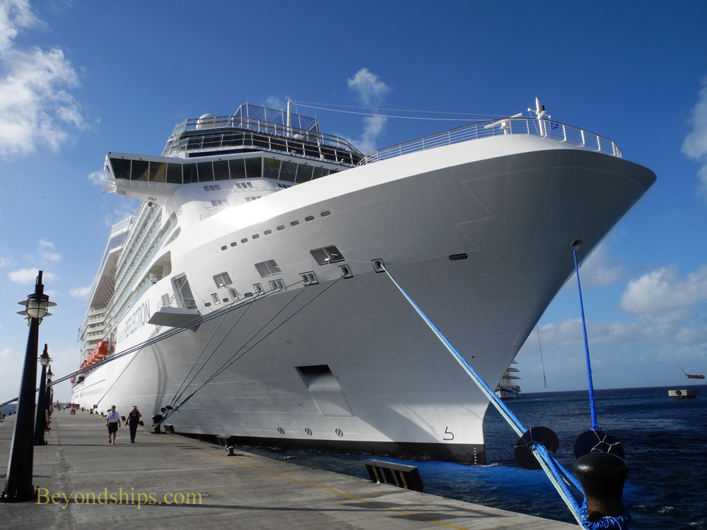Celebrity Reflection in St. Kitts