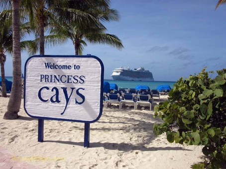 Beach, Princess Cays