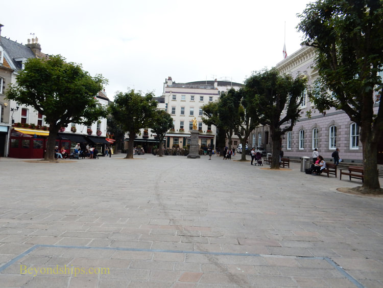 St. Helier, Jersey, Royal Square