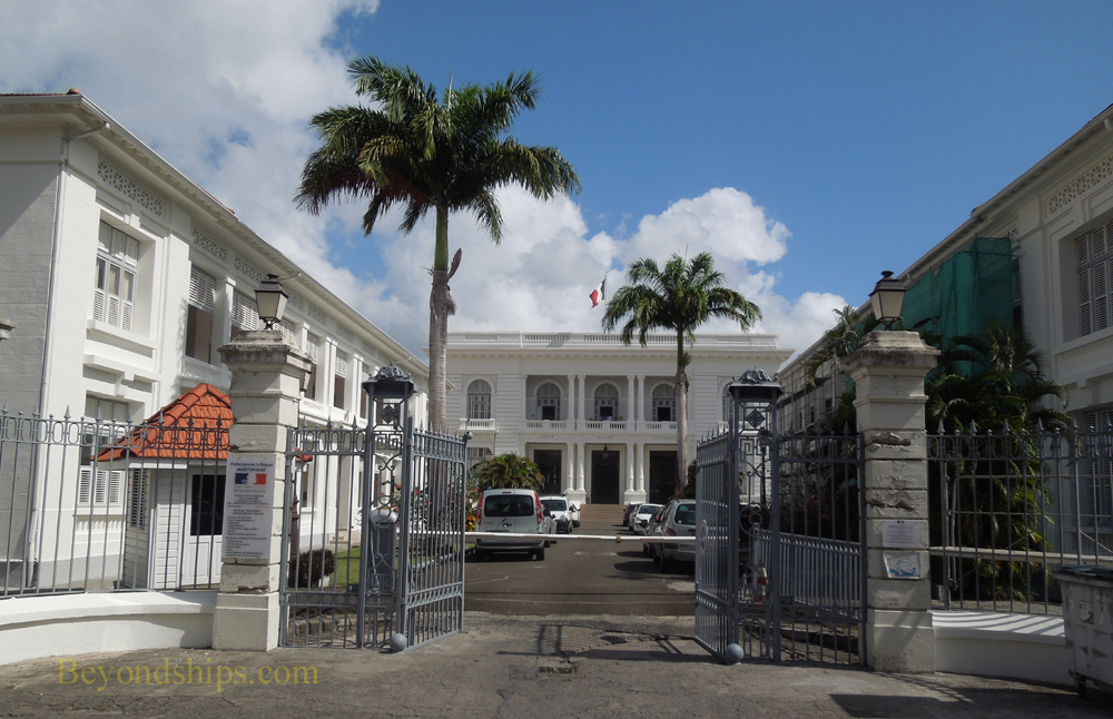 Prefecture Government House, Fort de France, Martinique