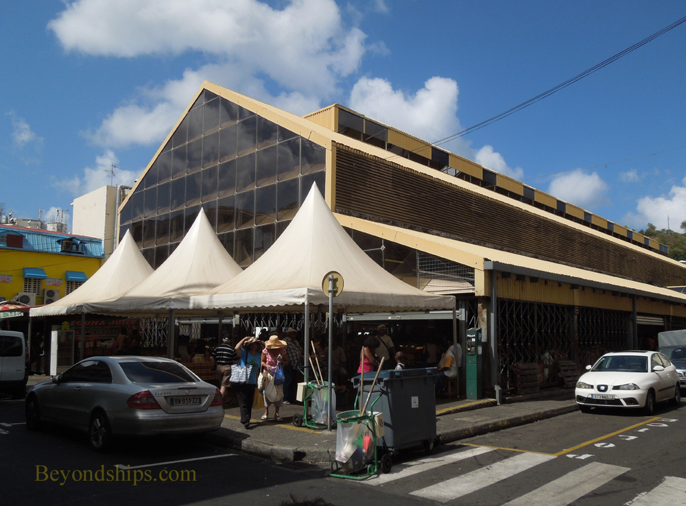 Covered Market, Fort de France, Martinique