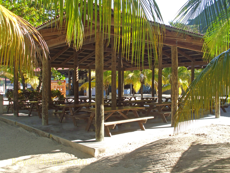 Columbus Cove Cafe, Royal Caribbean's Labadee