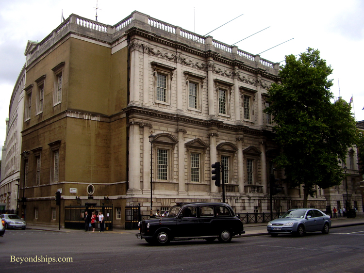 Banqueting House, London, England