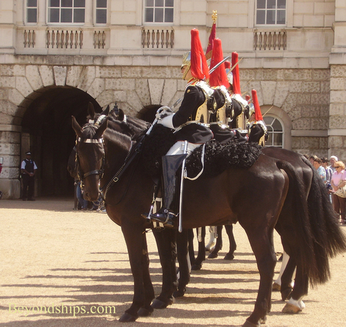 Household Cavalry, London, England