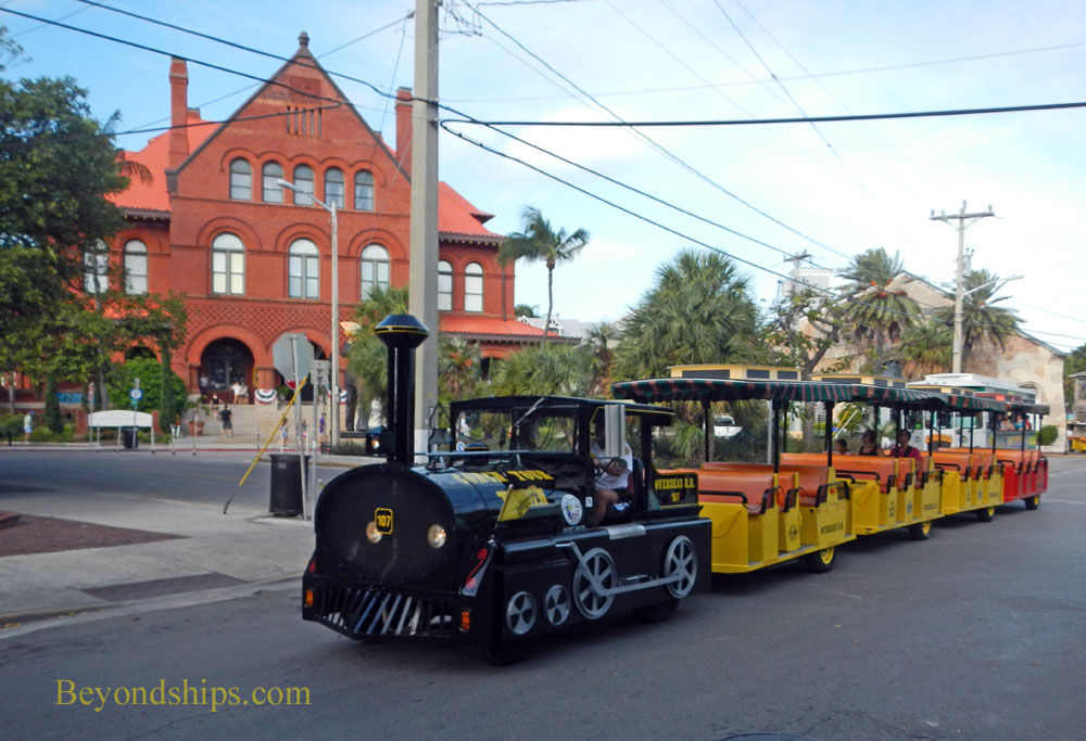Conch Tour Train, Key West