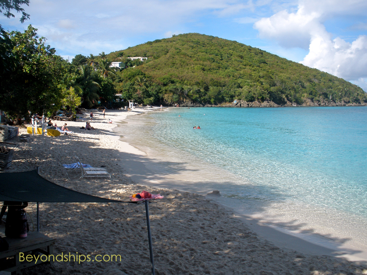 Coki Beach, St. Thomas, USVI