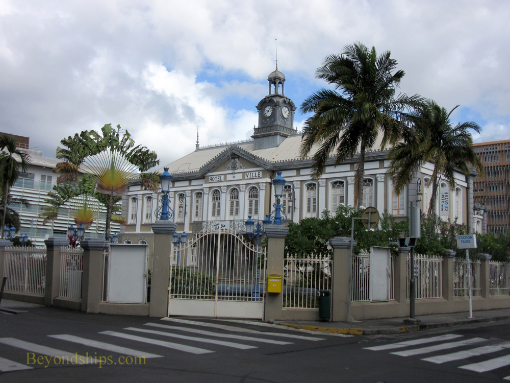 Aime Cesaire Theater, Martinique