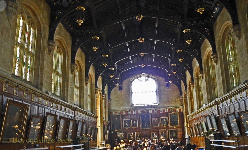 Great Hall, Christ Church College, Oxford University
