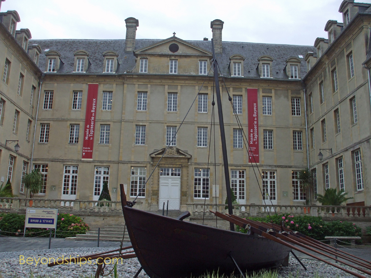 Bayeux Tapestry Museum, Bayeux France