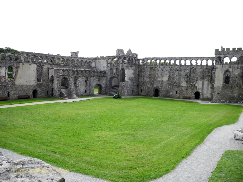 Bishops Palace, St Davids Cathedral, Wales