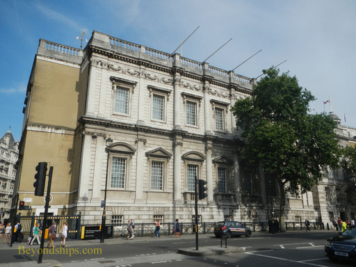 The Banqueting House,, London