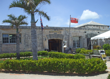 Cooperage, Royal Naval Dockyard, Bermuda
