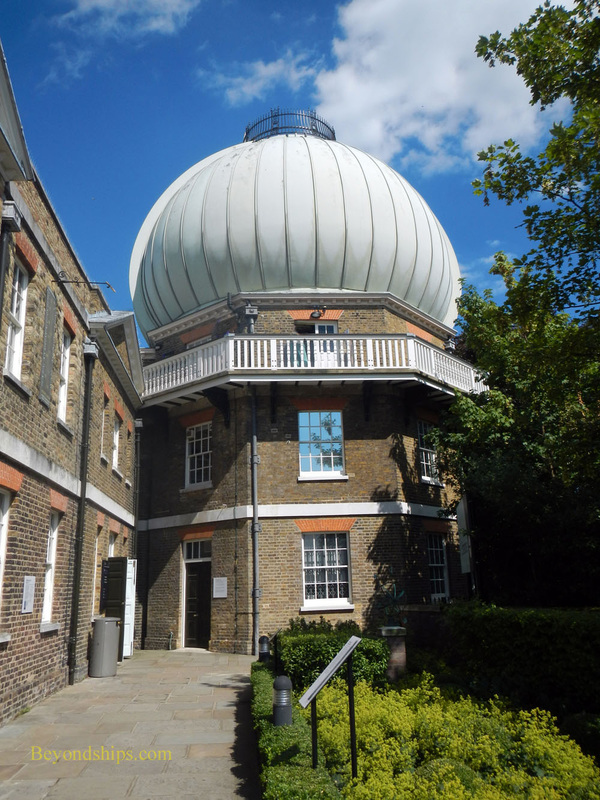 Great Equatorial Telescope, Flamsteed House, Royal Observatory, Greenwich