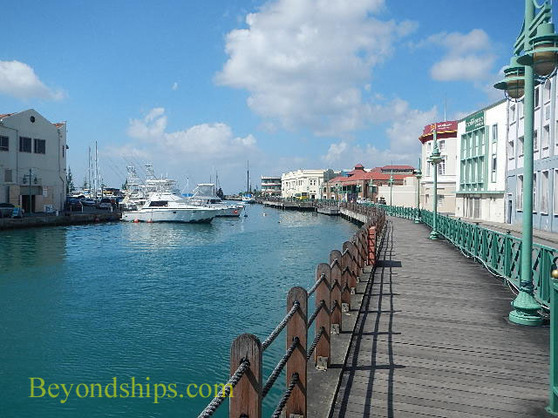 Boardwalk, Bridgetown, Barbados