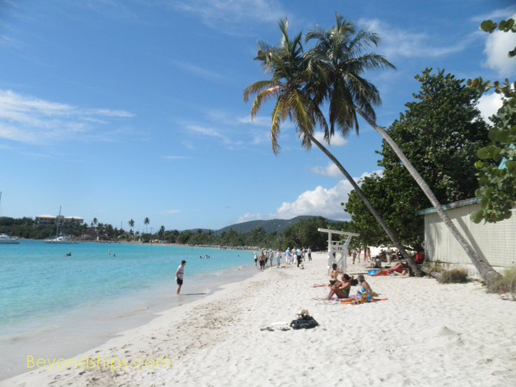 Lindburgh Bay Beach, St. Thomas, USVI