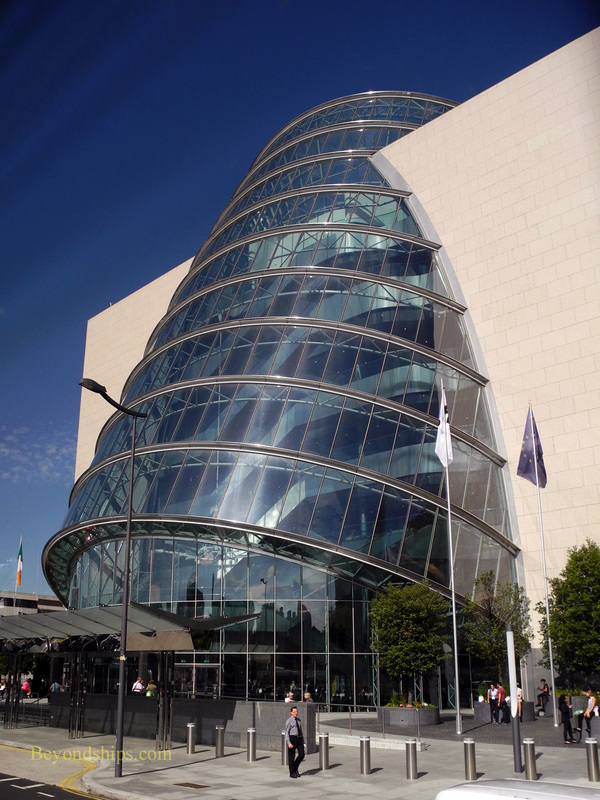 Convention Center, Dublin, Ireland