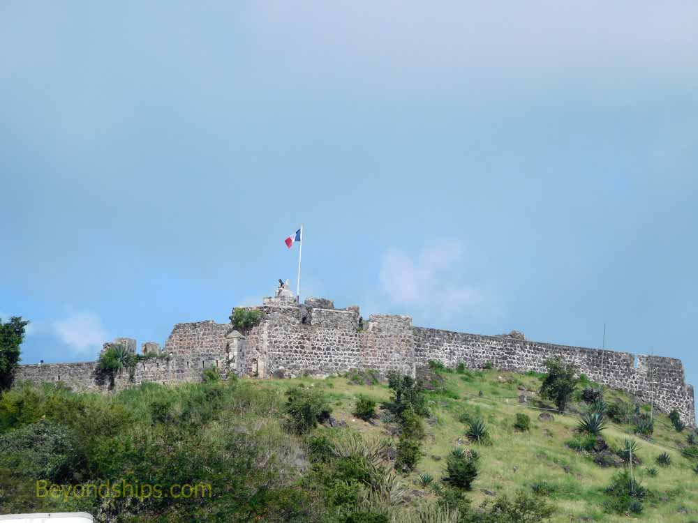 Fort Louis, St. Martin