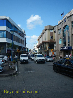 Broad Street, Bridgetown, Barbados