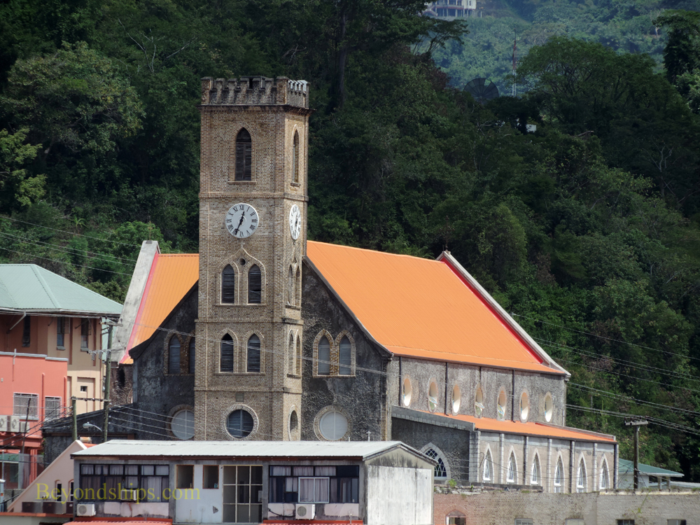 Roman Catholic Cathedral, St George, Grenada