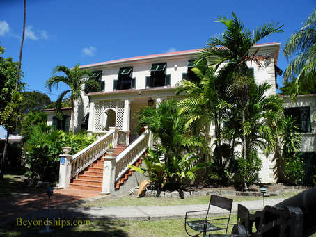 Farley Hill, Barbados