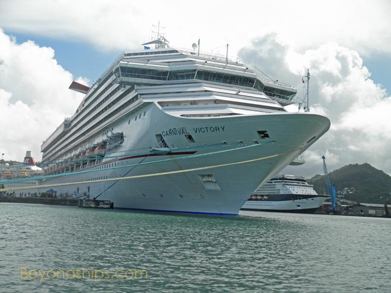 Carnival Victory, cruise ship