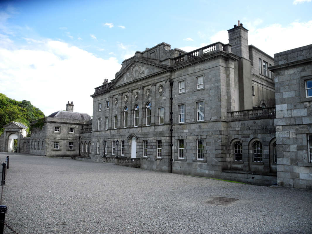 Powerscourt Estate, Wicklow, IrelandPicture